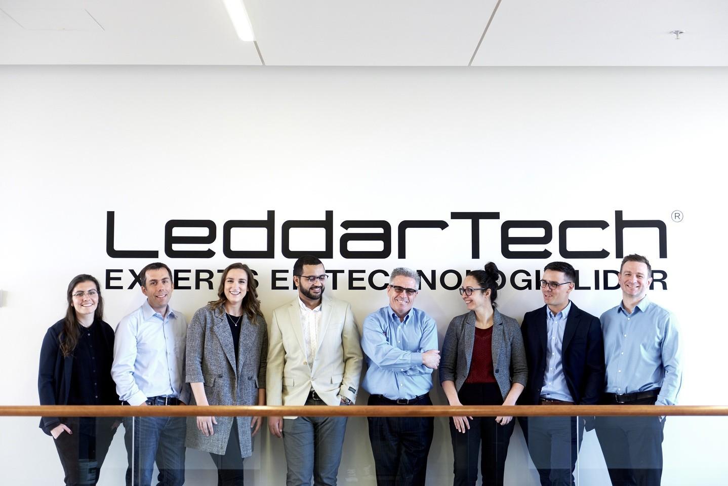LeddarTech - Mastering Lidar Sensor Technology: Life | LinkedIn