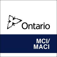Ontario Ministry of Citizenship and Immigration Logo