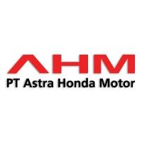 Hasil gambar untuk logo PT Astra Honda Motor
