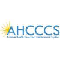 Arizona Health Care Cost Containment System Ahcccs