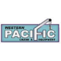 Western Pacific Crane & Equipment | LinkedIn
