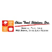 Asian Food Solutions, Inc  | LinkedIn