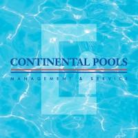 Continental Pools logo