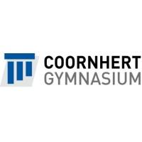 Afbeeldingsresultaat voor Coornhert Gymnasium logo