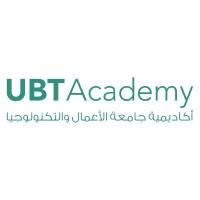 UBT Academy   LinkedIn