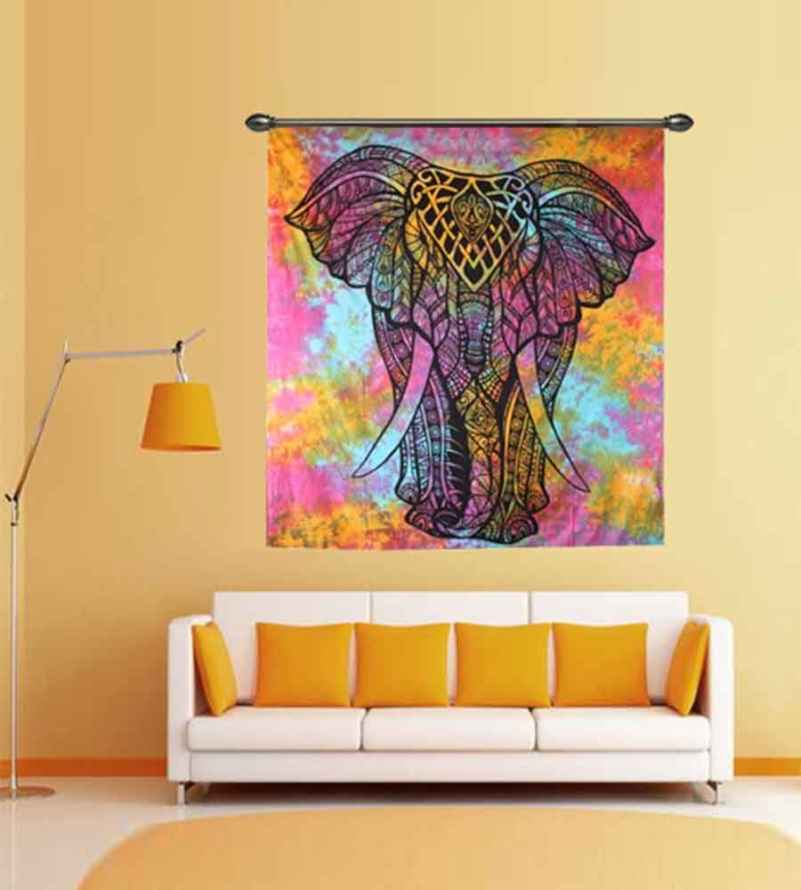 Best 5 Dreamy Ways to Use Wall Tapestries for Home Improvement ...