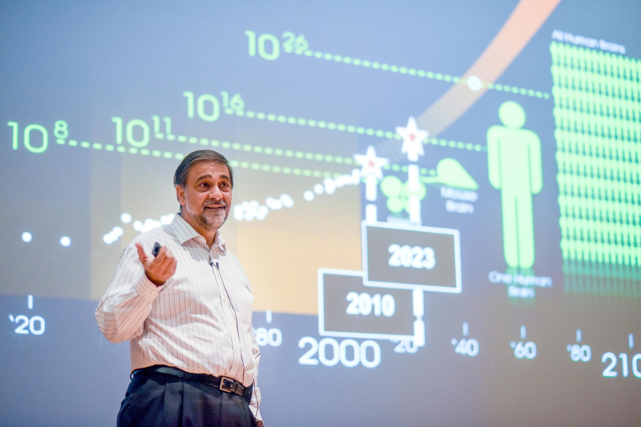 Vivek Wadhwa Futurist