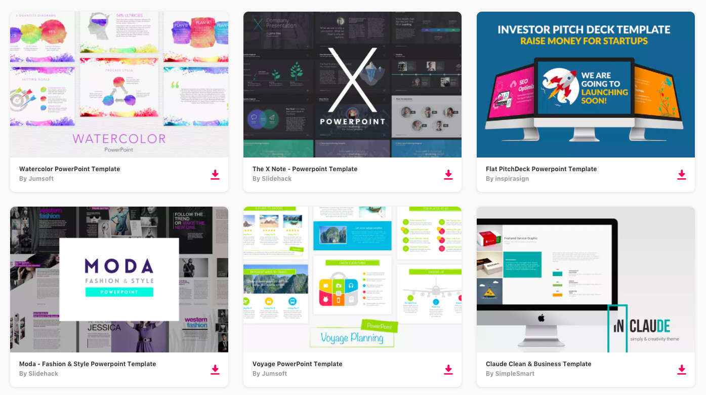 15 best powerpoint templates best themes pulse linkedin download hundreds of powerpoint templates and many other design elements with a monthly envato elements membership it costs 29 per month and gives you toneelgroepblik Choice Image