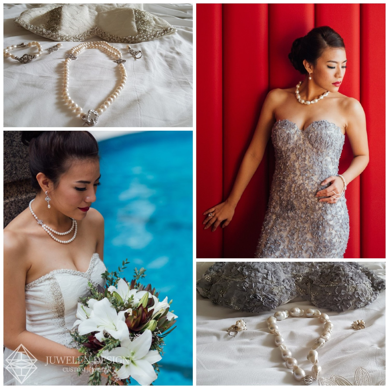 Pearl Necklace For Bride And Wedding | Ivy Teong | Pulse | LinkedIn