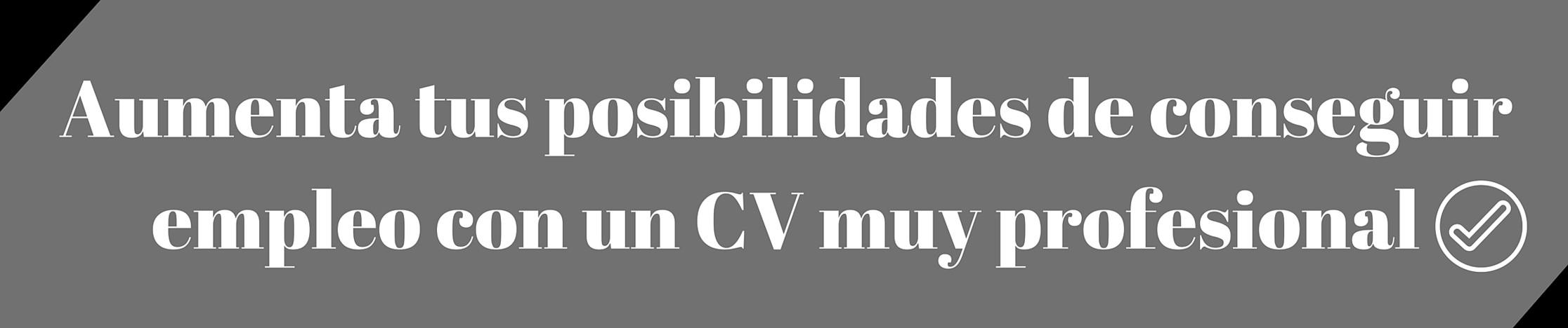 Cómo hacer un CV de alto impacto? | Jorge Sánchez Morzán | Pulse ...