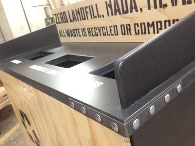 Recycling Bin design options
