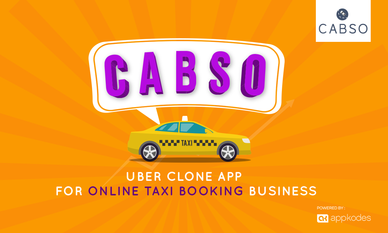 Uber Clone App For Online Taxi Booking Business - Small
