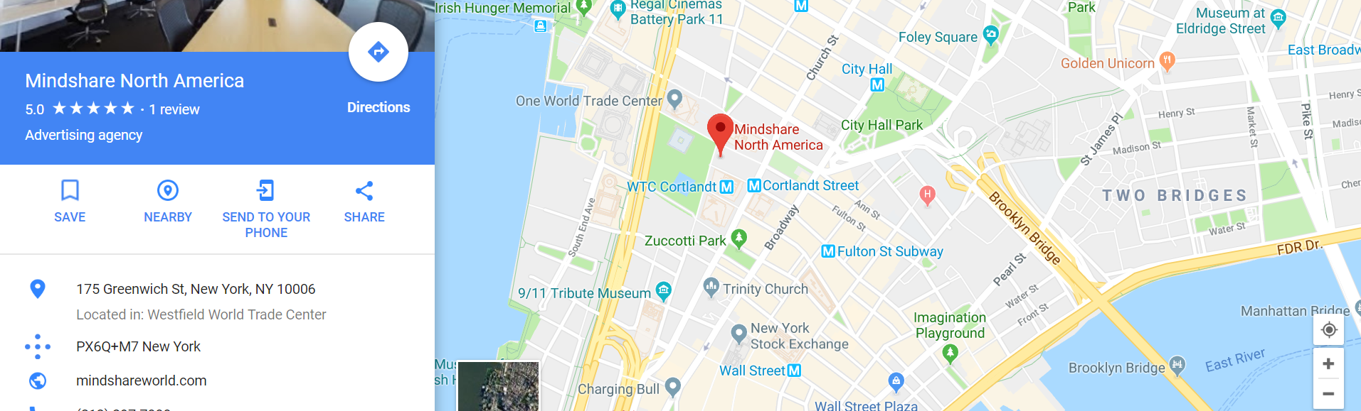 How We Hacked Google Maps To Recruit Talent In Nyc