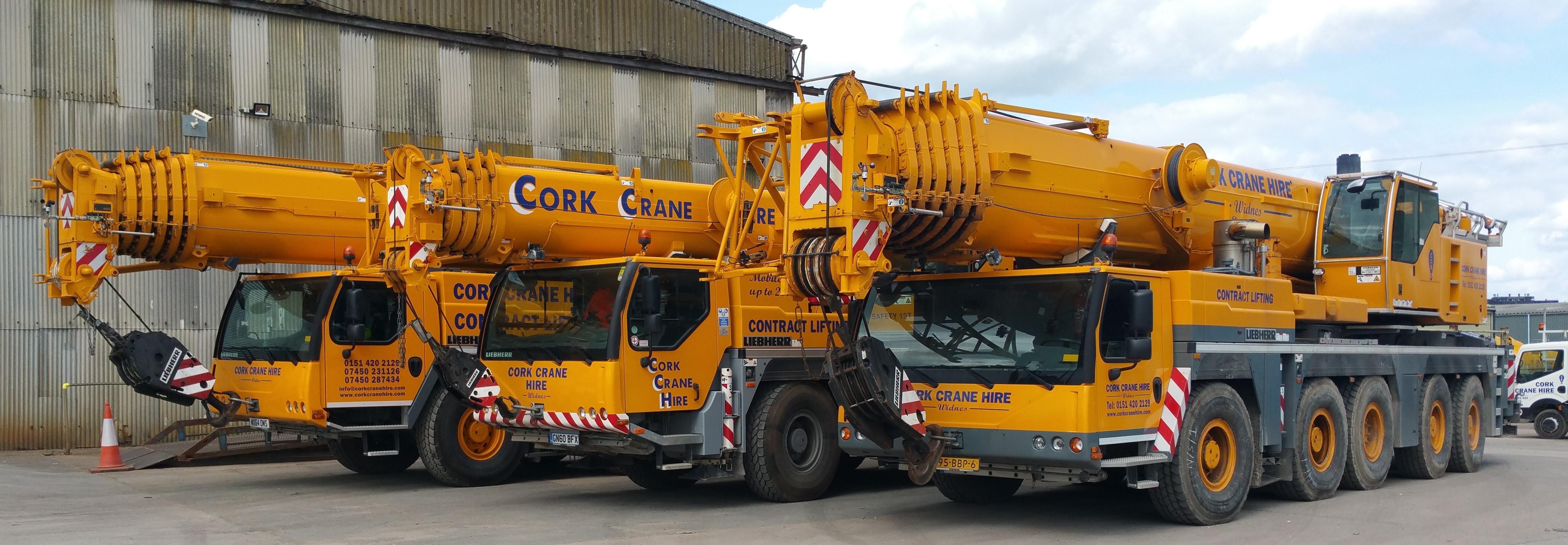 Cork Crane Hire Ltd | LinkedIn