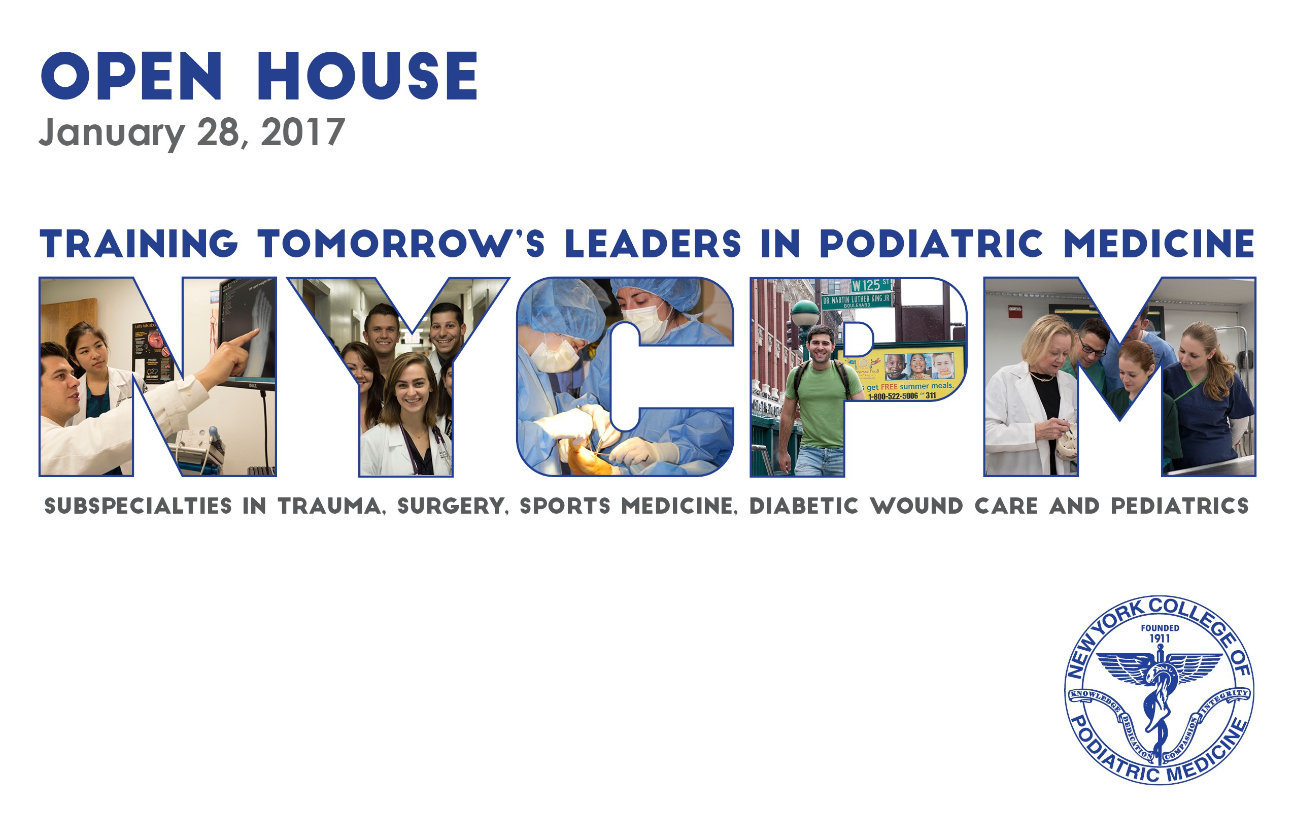 New York College of Podiatric Medicine | LinkedIn