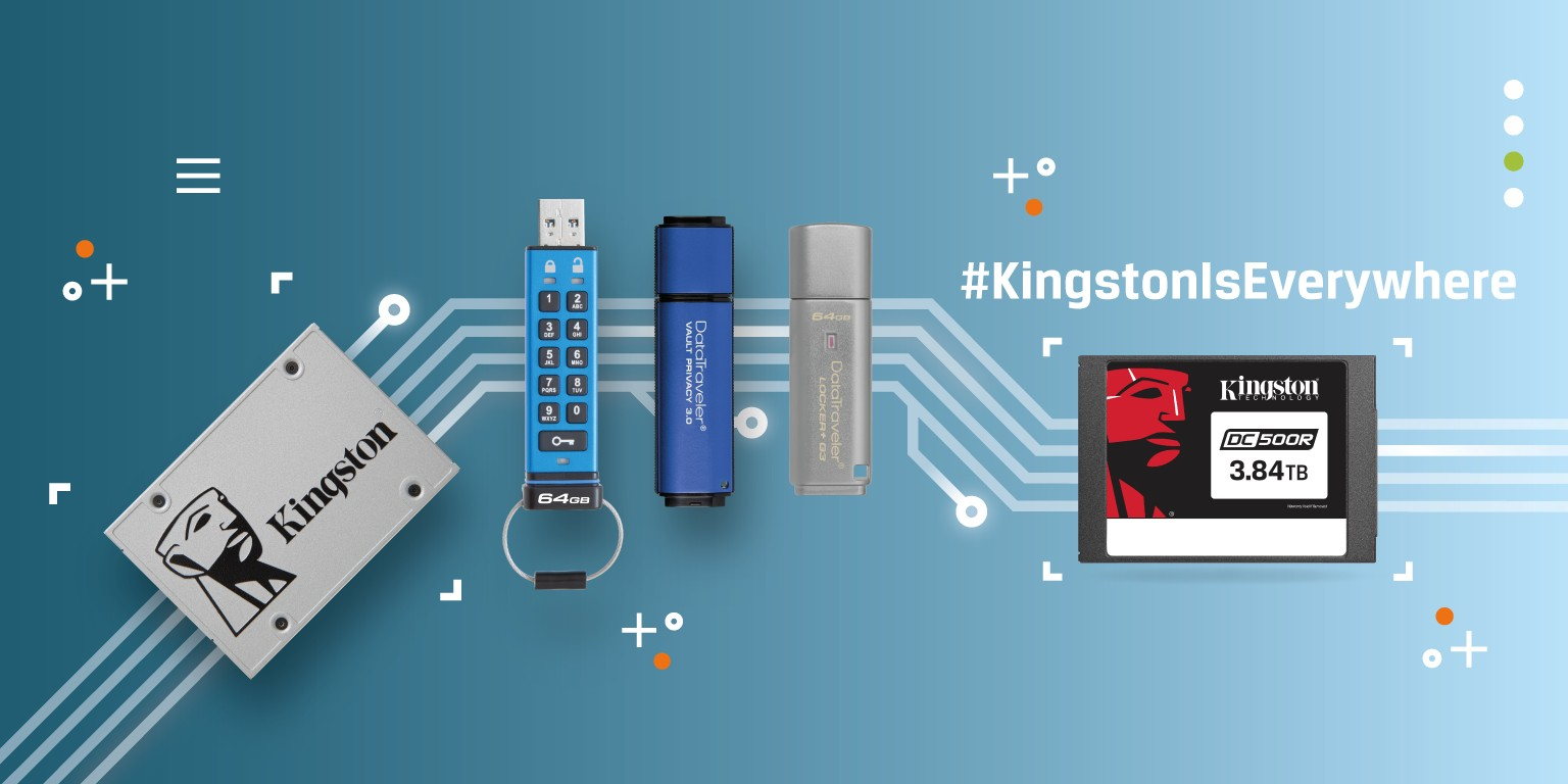Kingston Technology   LinkedIn