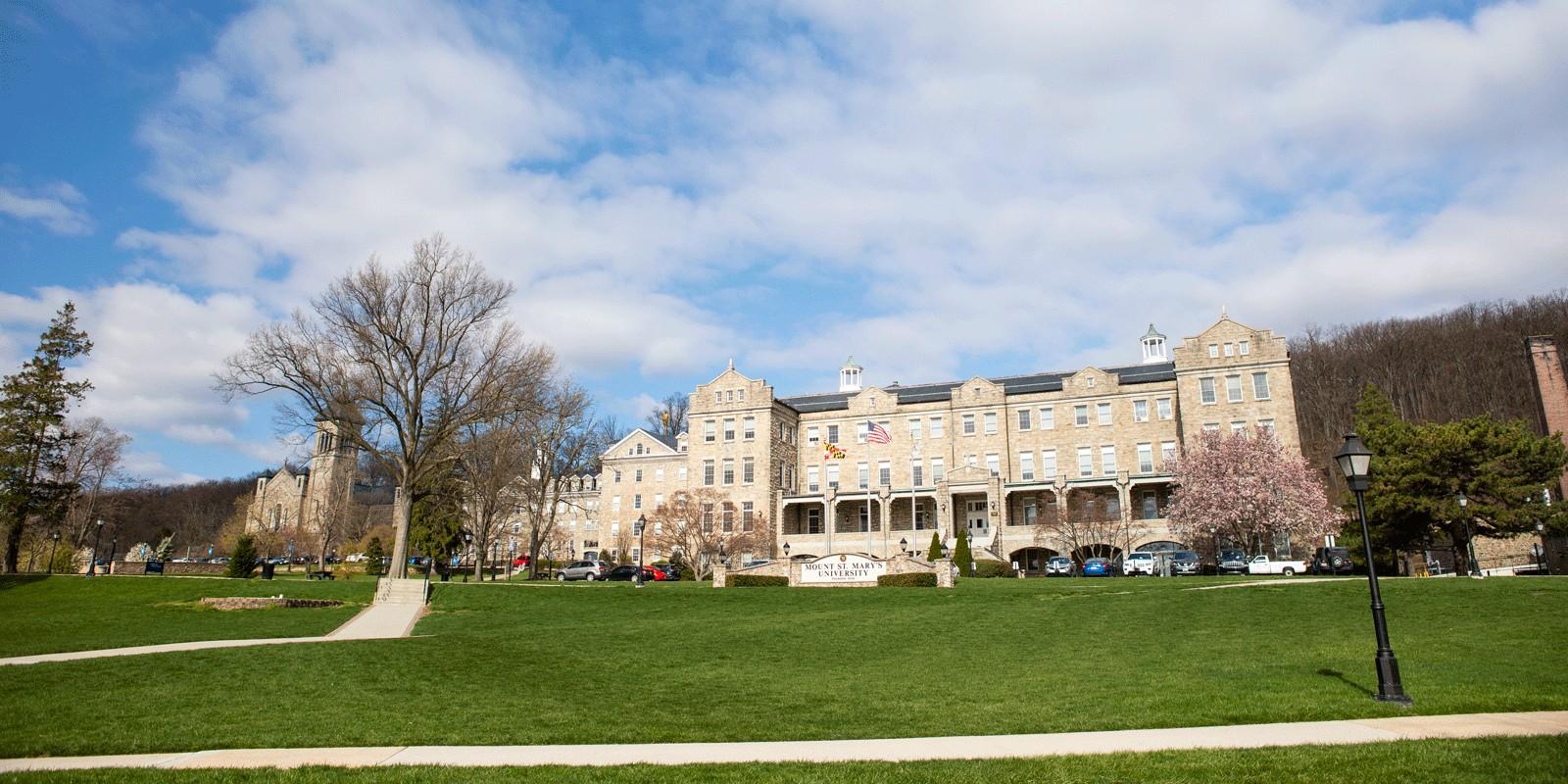 Mount St Mary >> Mount St Mary S University Linkedin