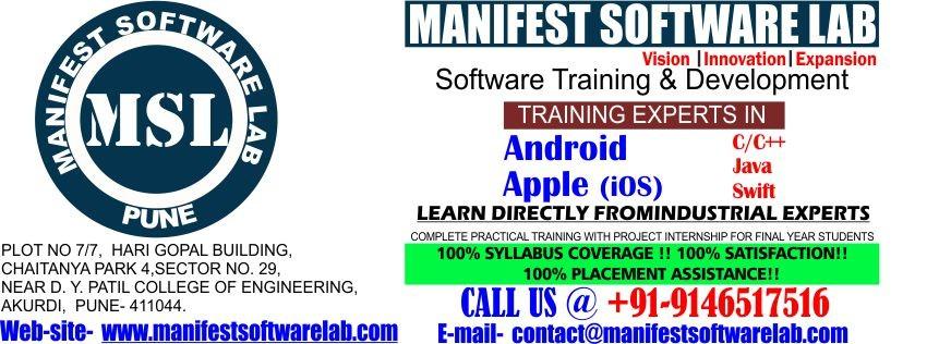 Manifest Software Lab   LinkedIn