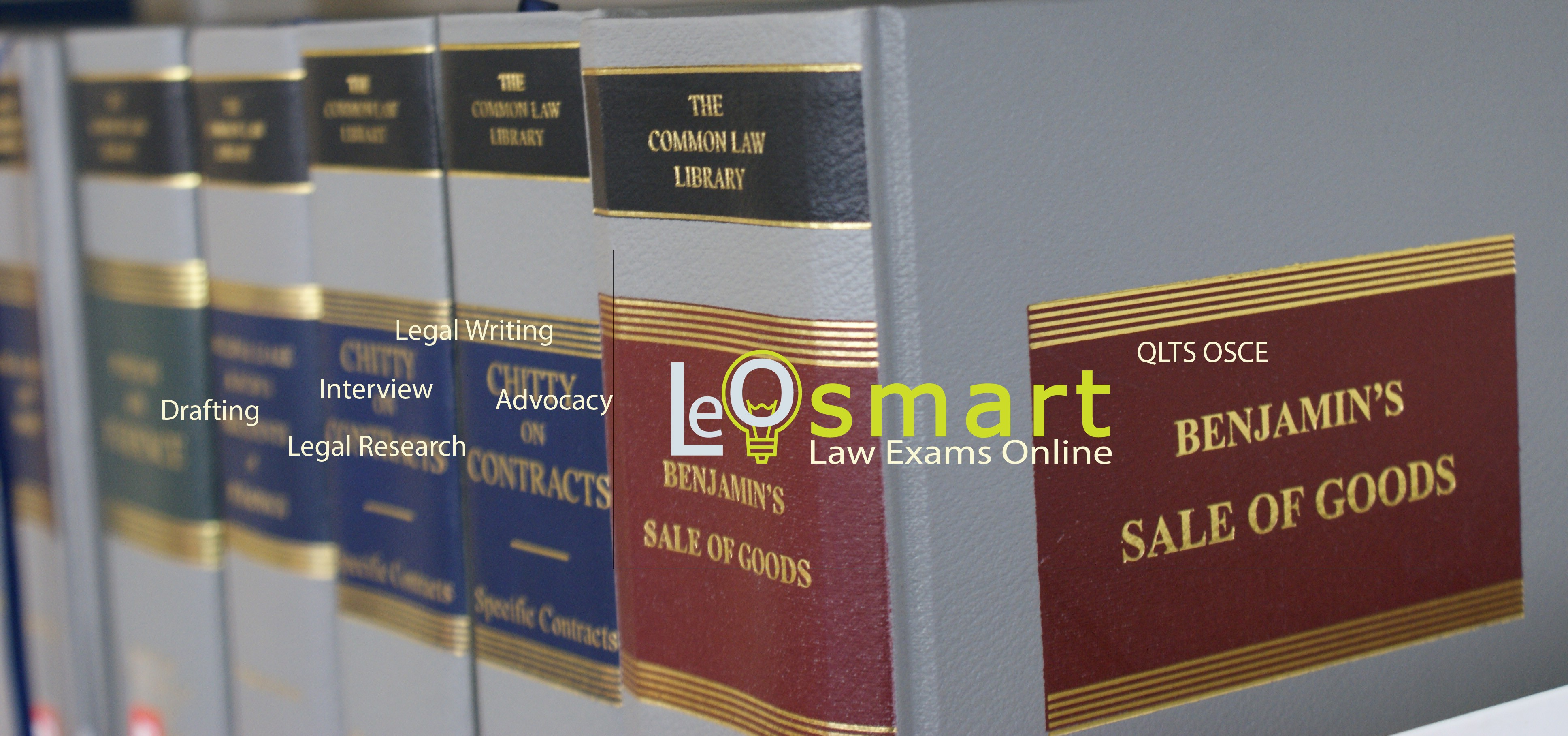 LEOsmart Law Exams Online | LinkedIn