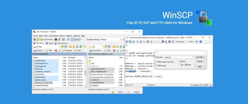 WinSCP | LinkedIn