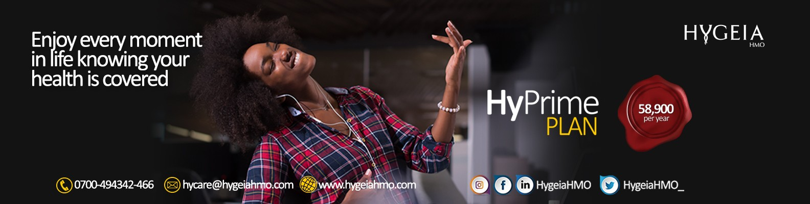 Hygeia HMO | LinkedIn