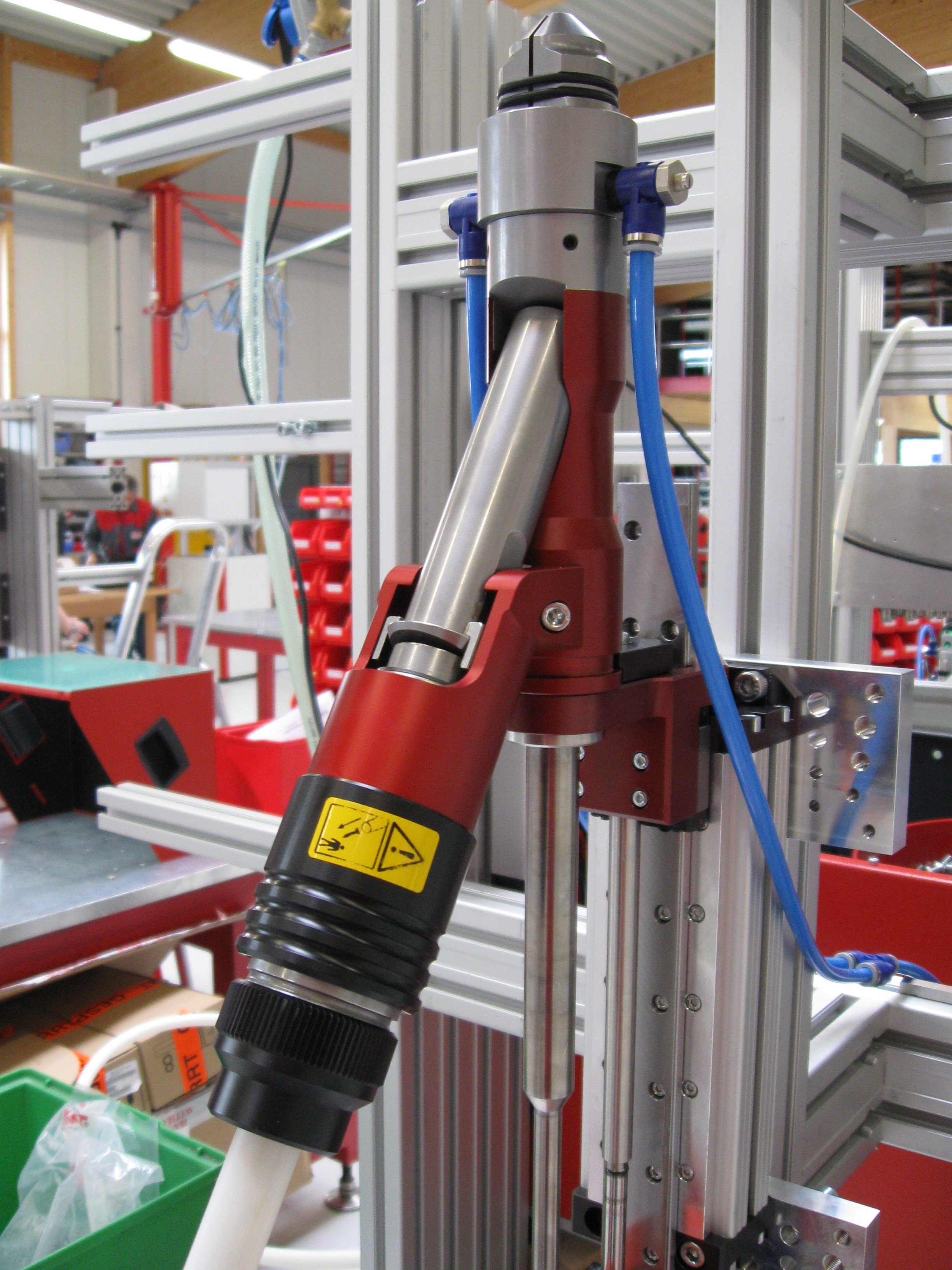 Aluminum Frame andTooling Specialists     Stoeger, DSM, Fein