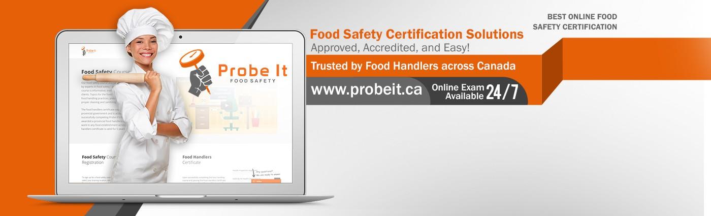 Probe It Food Safety   LinkedIn