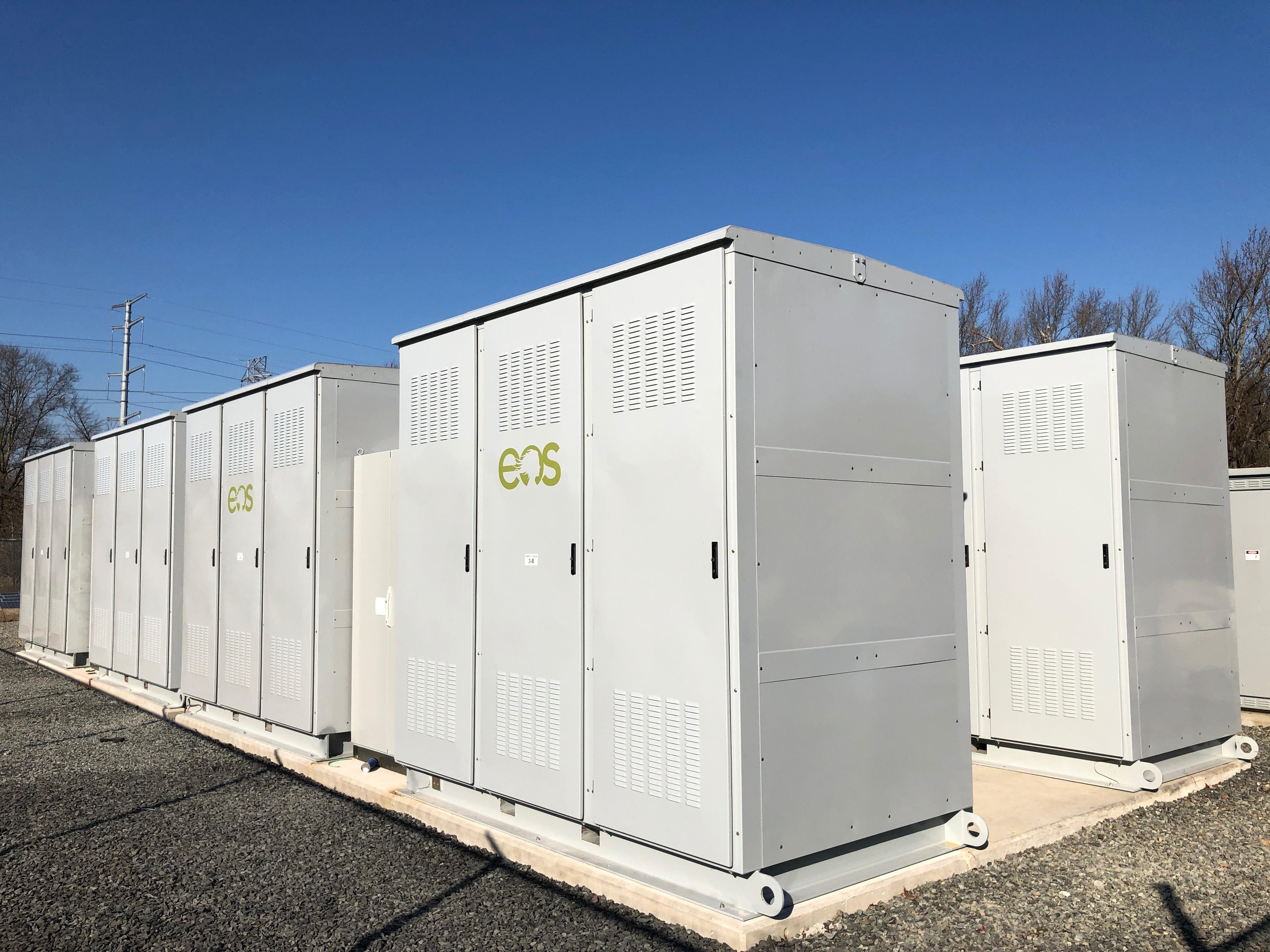 Eos Energy Storage | LinkedIn