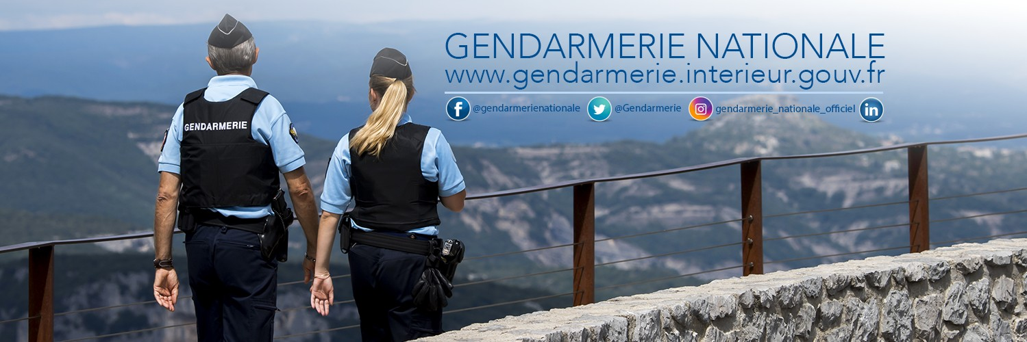 gendarmerie nationale cover image