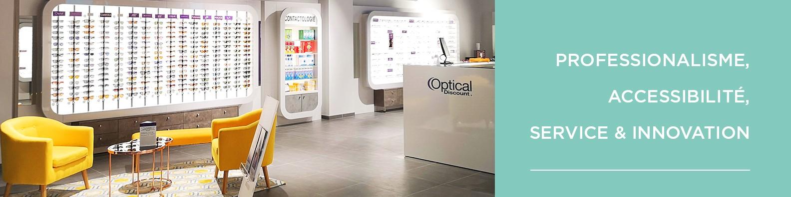 9339f98131 Imagem de capa da Optical Discount - groupe Alain Afflelou
