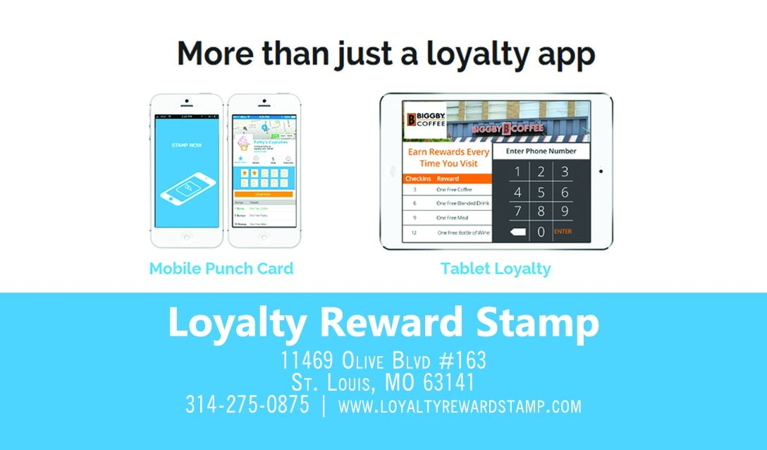 Loyalty Reward Stamp