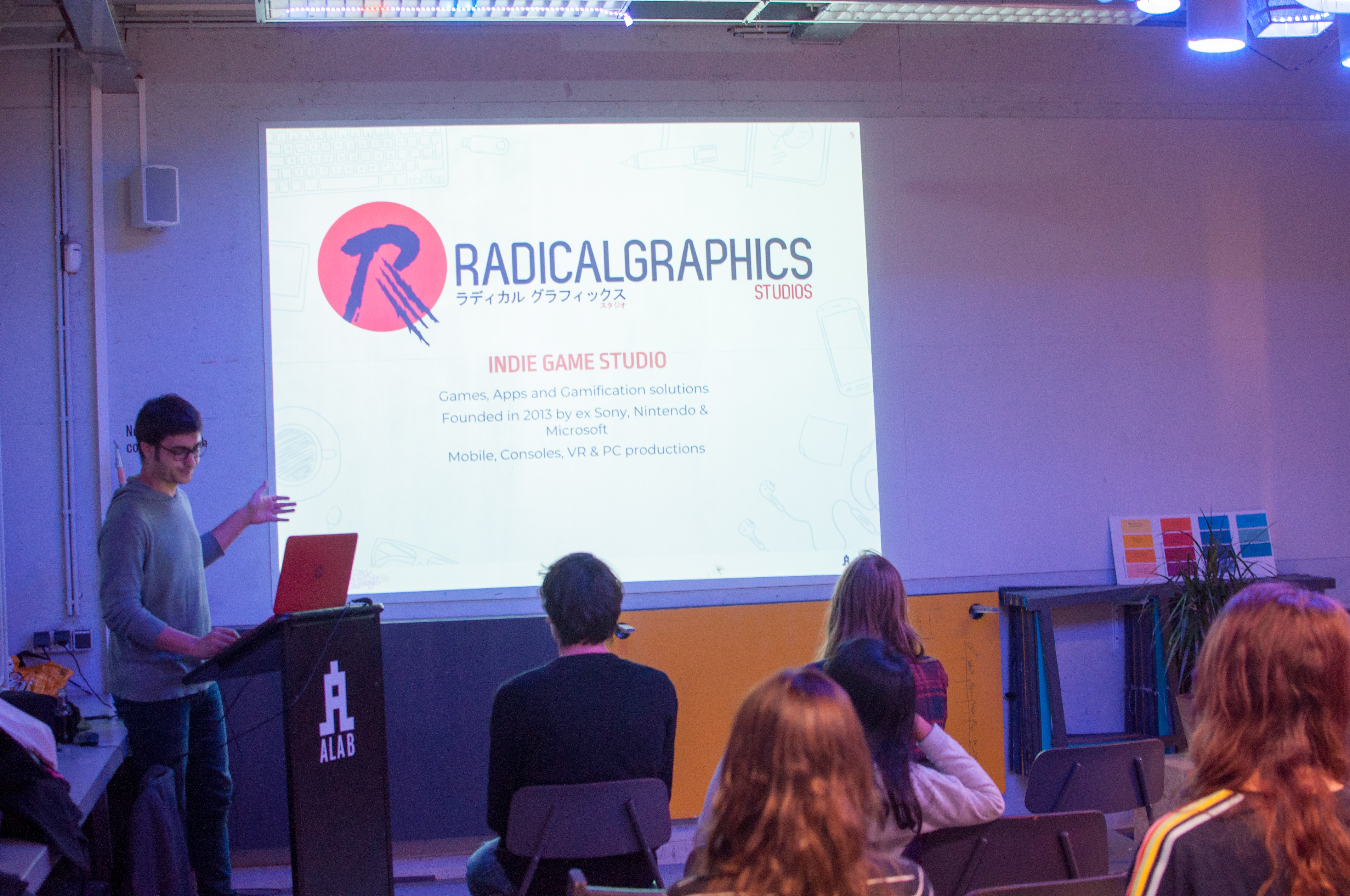 Radical Graphics Studios | LinkedIn