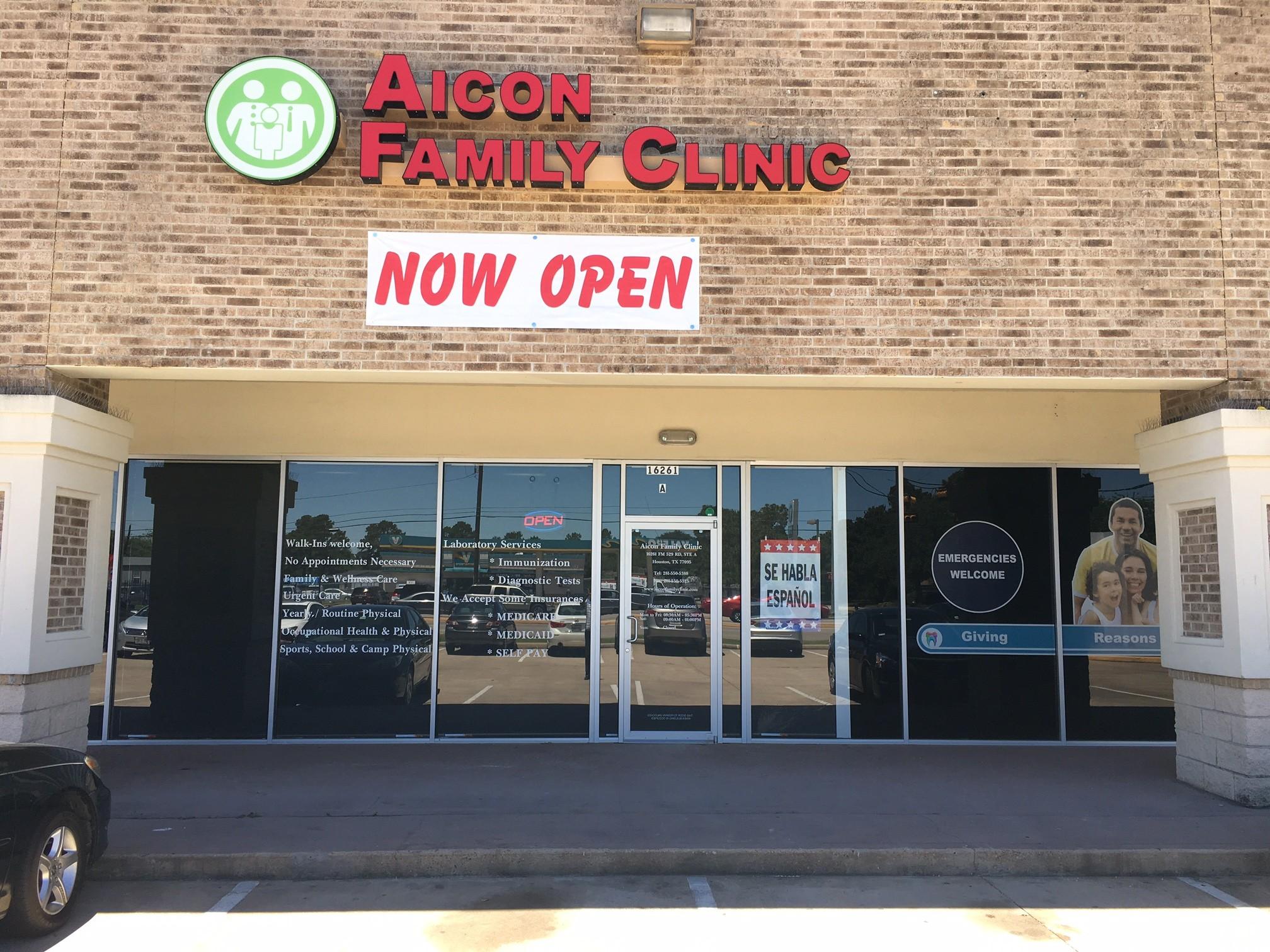 Aicon Family Clinic | LinkedIn