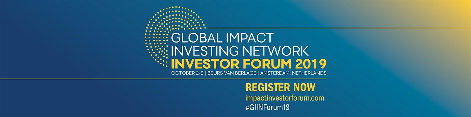 The Global Impact Investing Network | LinkedIn