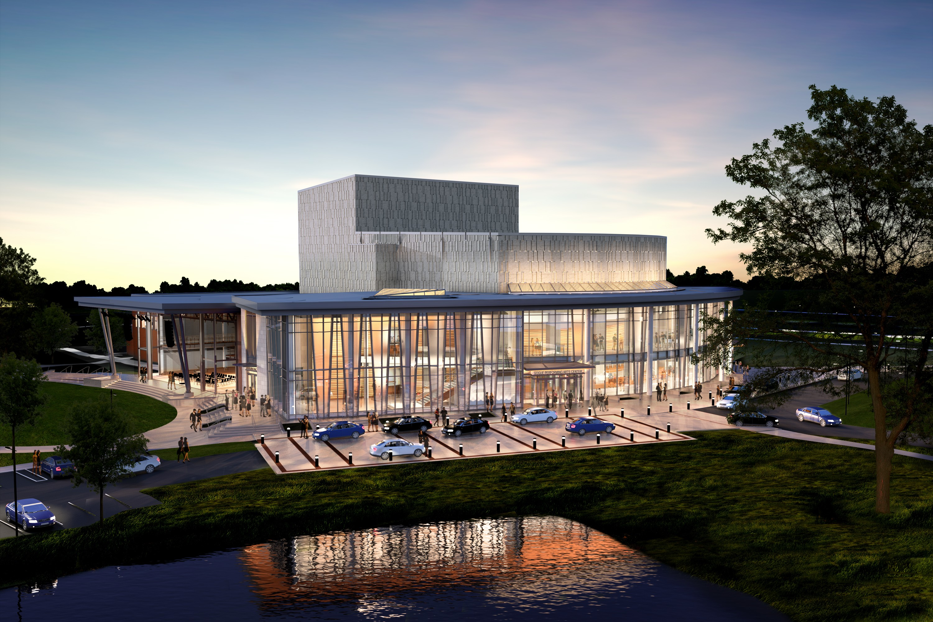 Jay and Susie Gogue Performing Arts Center at Auburn