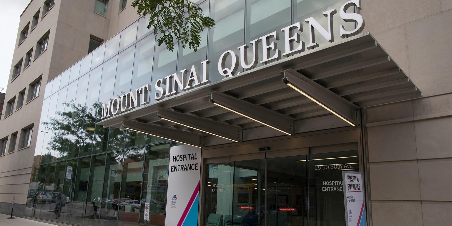 Mount Sinai Queens | LinkedIn