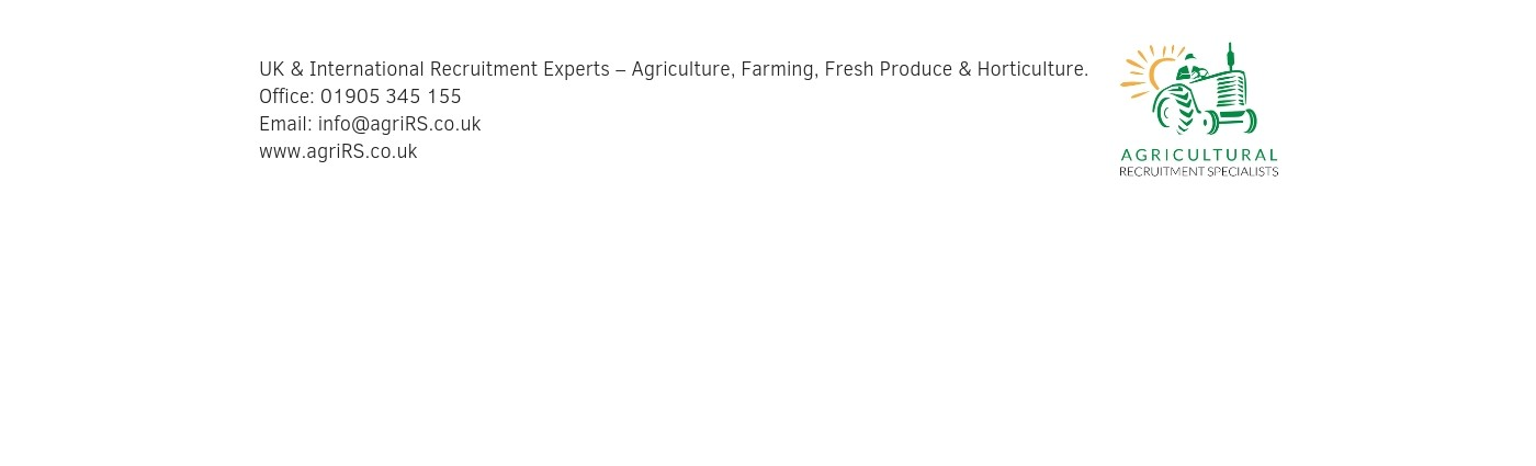 Agricultural Recruitment Specialists Ltd | LinkedIn