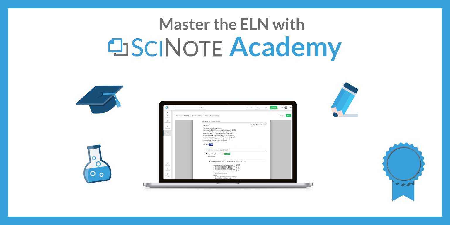 SciNote - Digital Lab Notebook | LinkedIn