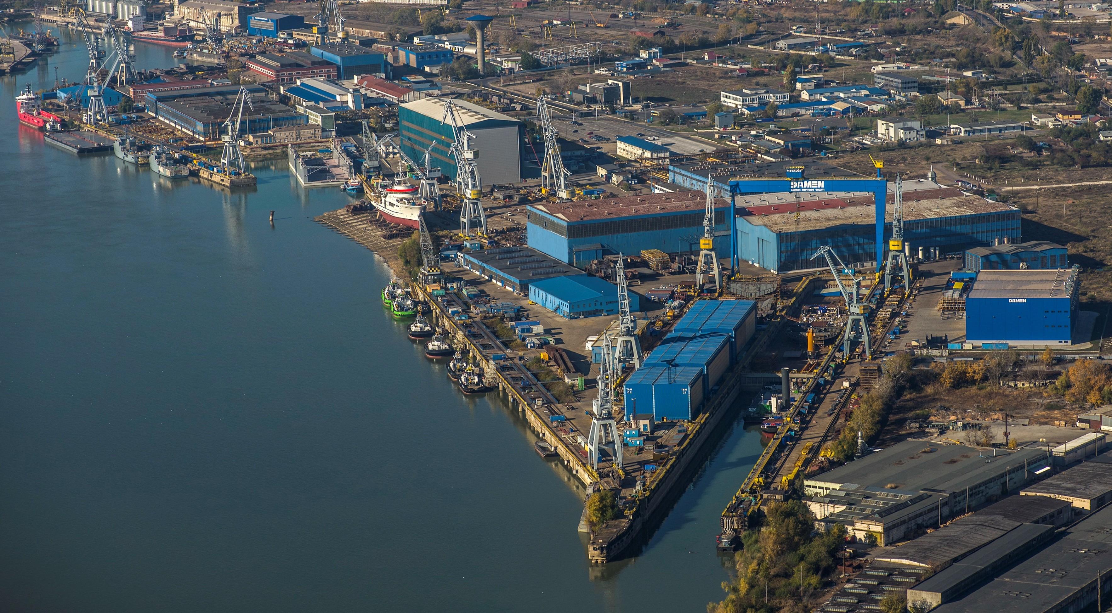 Damen Shipyards Galati | LinkedIn