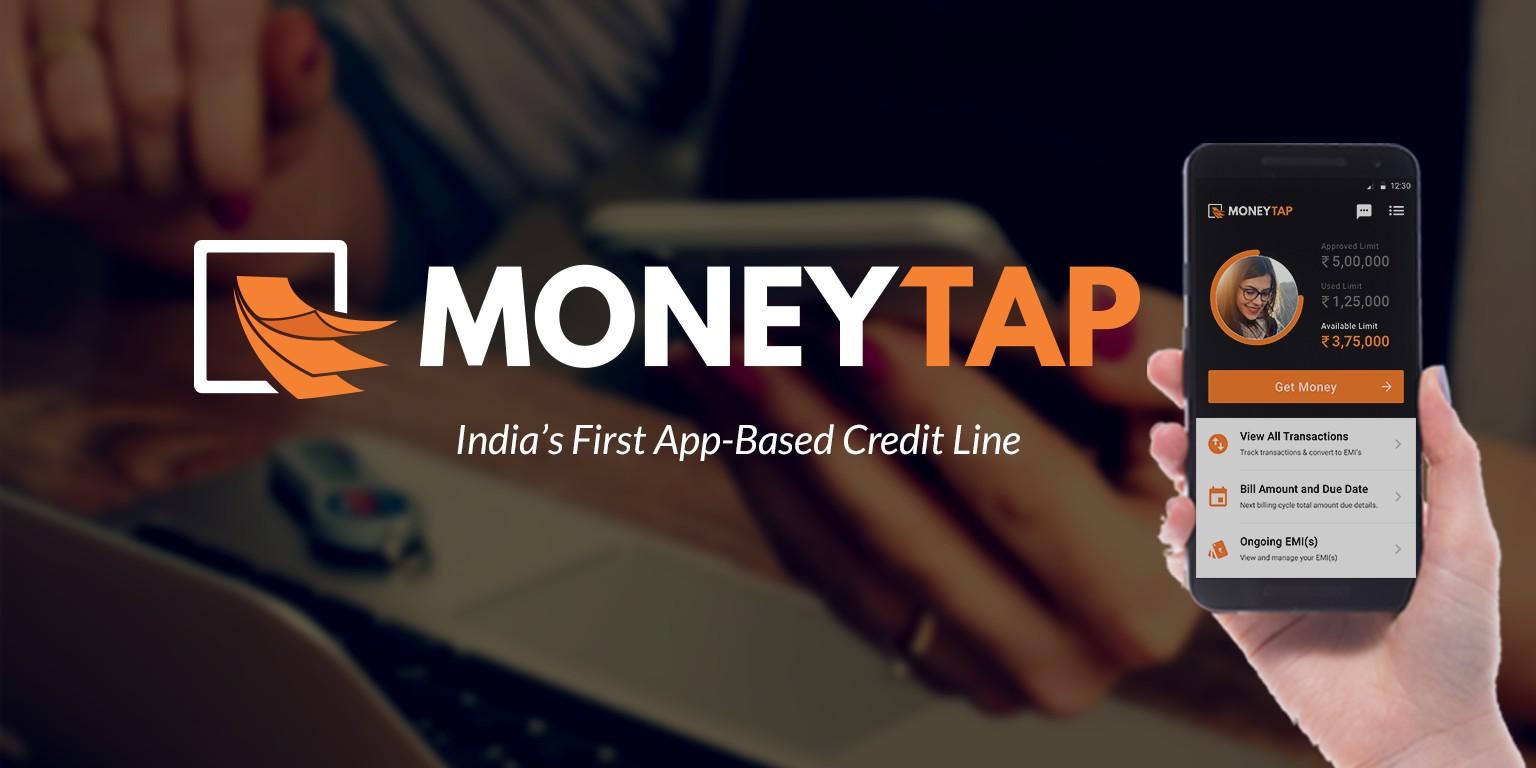 MoneyTap Best Instant Personal LOan App in india
