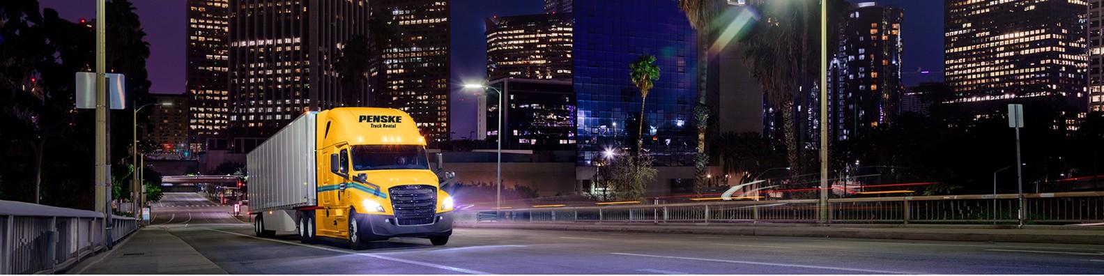 Penske Truck Leasing Linkedin