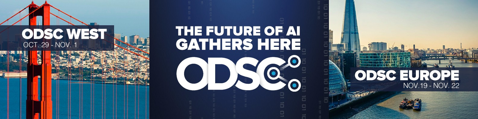 Open Data Science Conference (ODSC)   LinkedIn