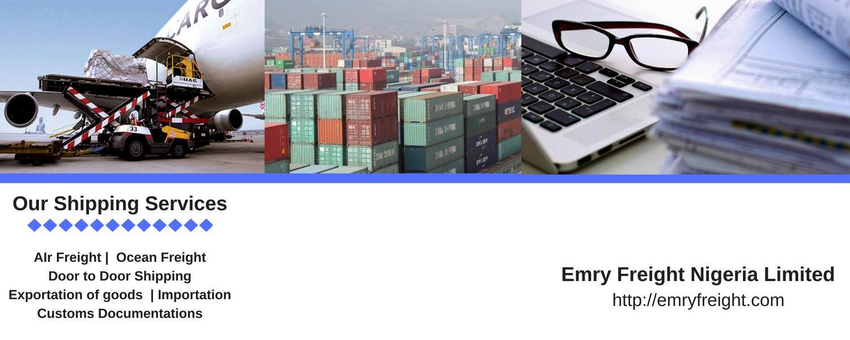 Emry Freight Nigeria Limited   LinkedIn
