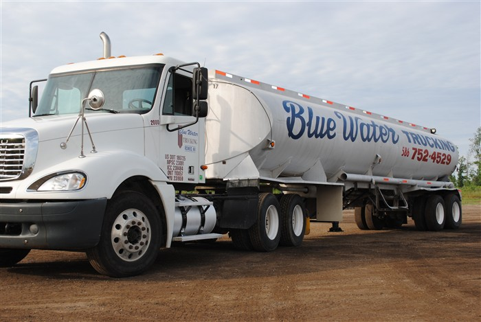 Blue Water Trucking | LinkedIn