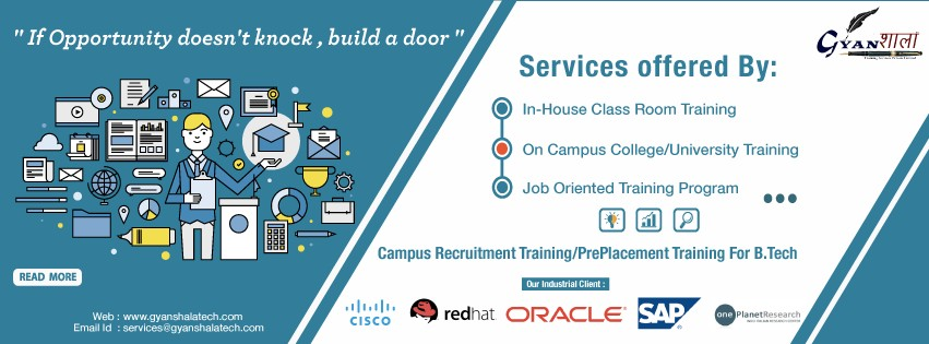 Gyanshala Training Services Pvt  Ltd    LinkedIn