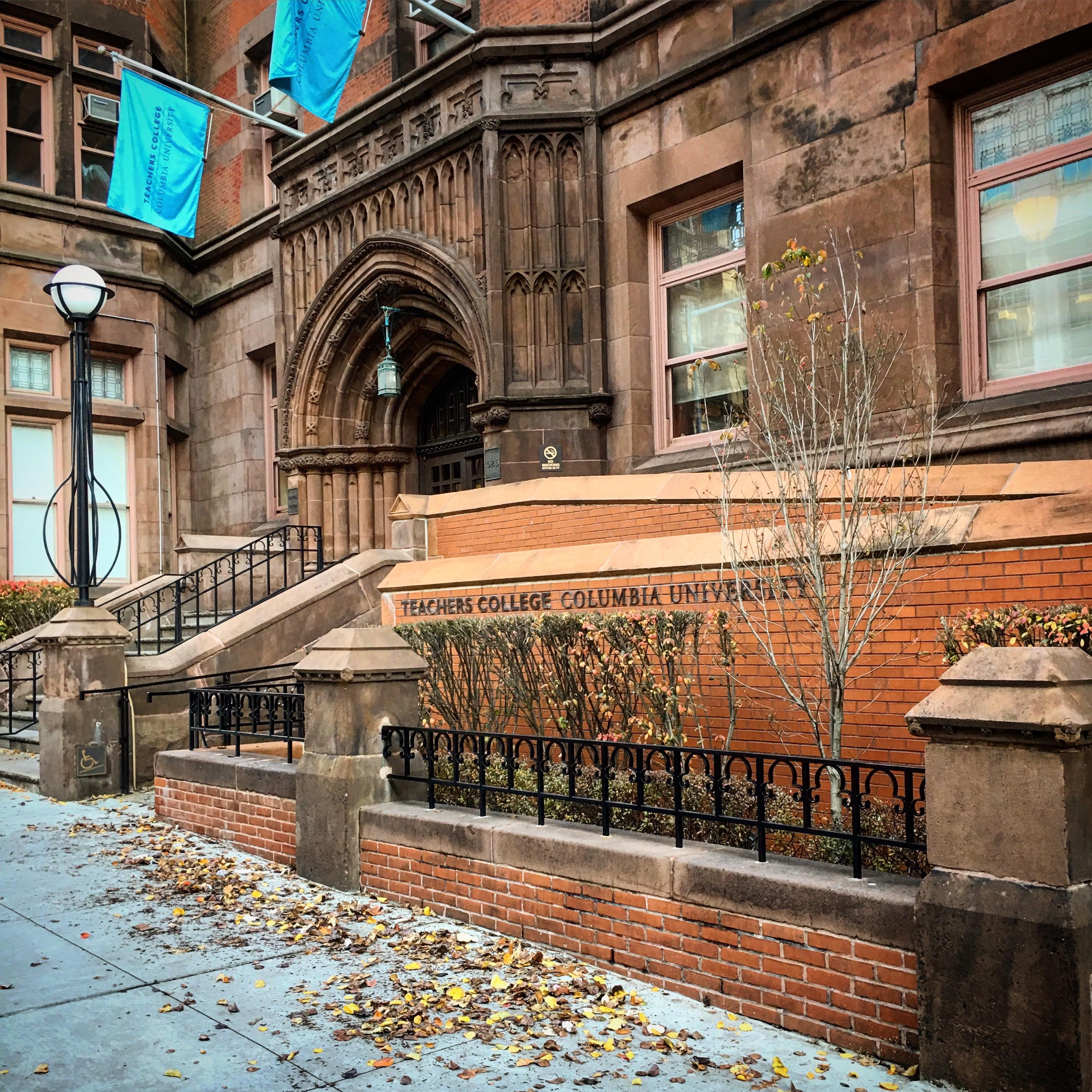 Teachers College, Columbia University   LinkedIn