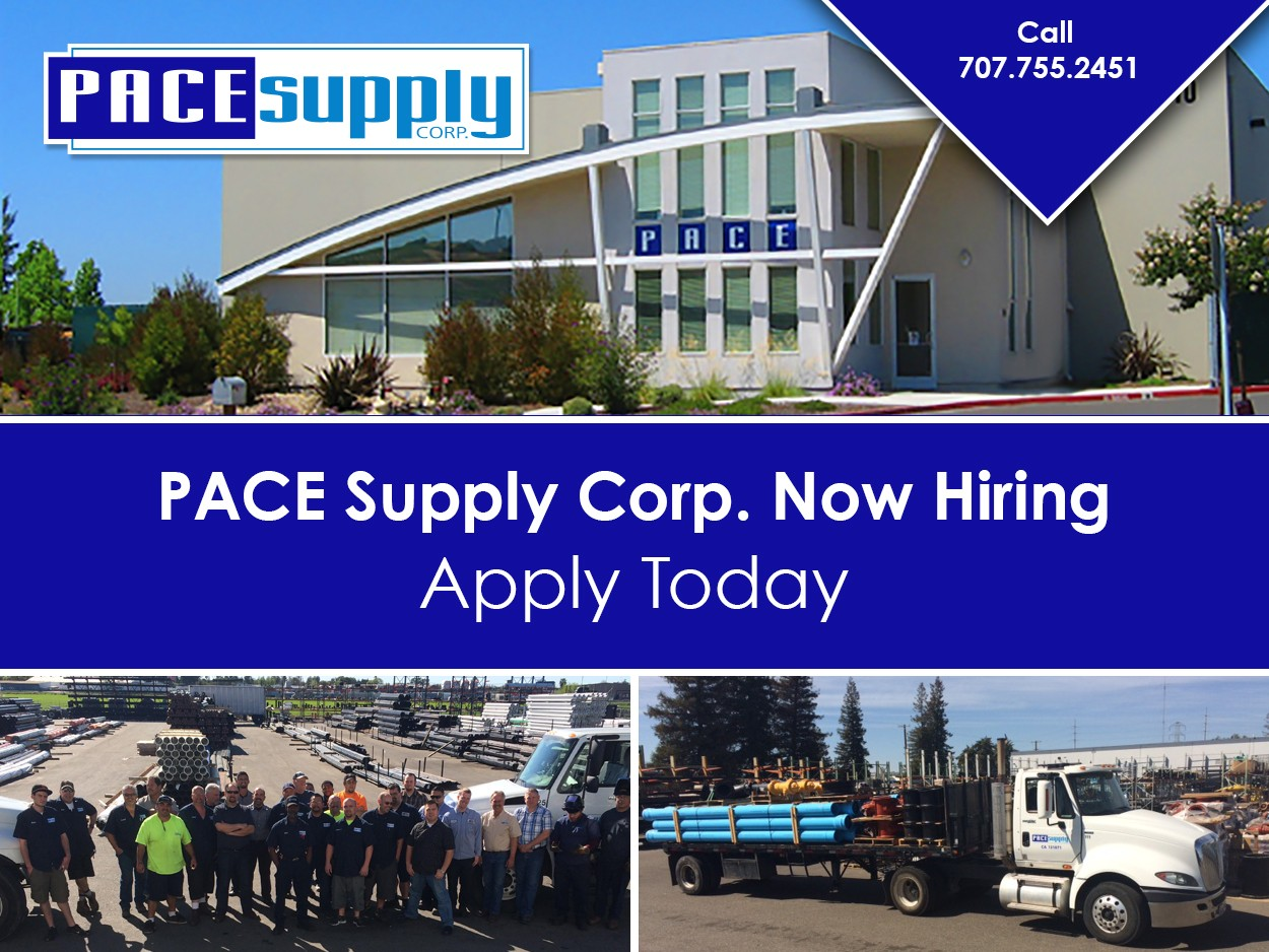 PACE Supply Corp    LinkedIn