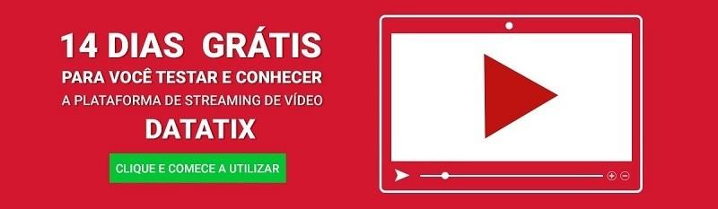 Datatix - Video stream platform  Create your own video