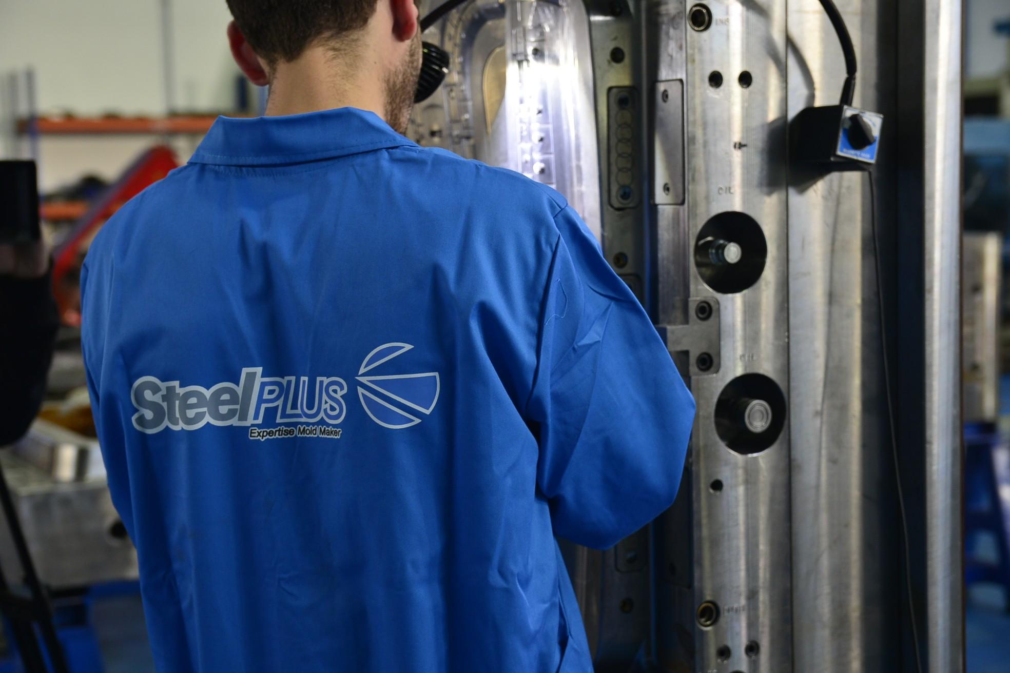 SteelPLUS - Expertise Mold Maker | LinkedIn
