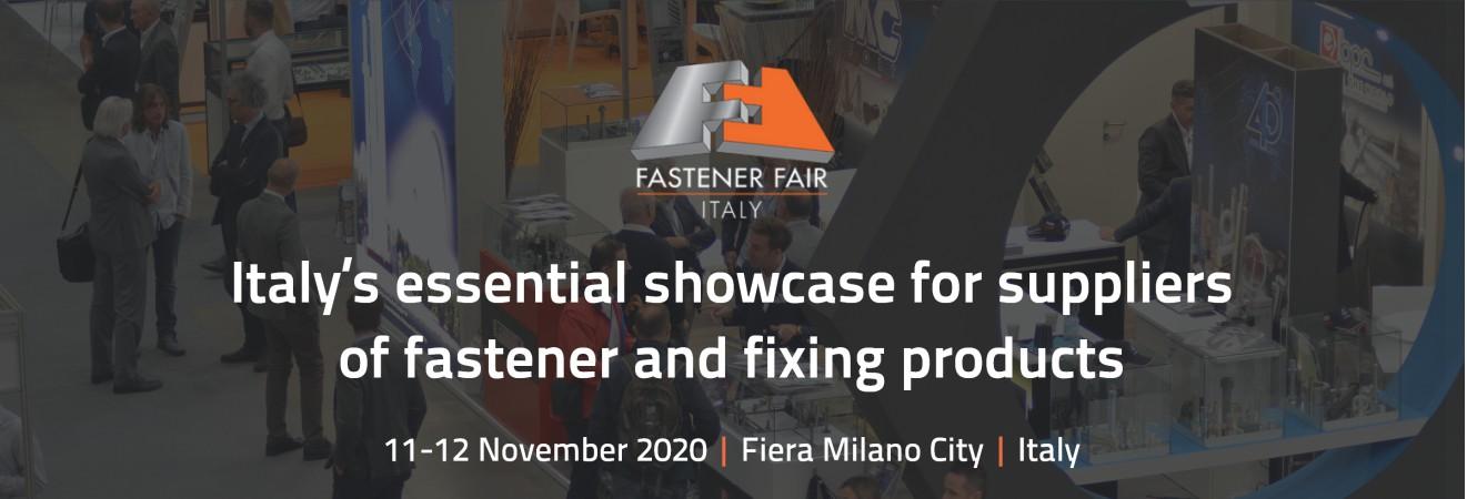 Fastener Fair Italy | LinkedIn